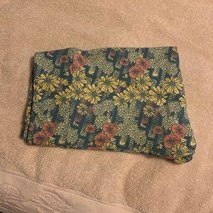 New Floral TC leggings! Beautiful pattern.